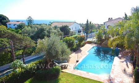 Charming beachside detached villa for sale in Eastern Marbella 21