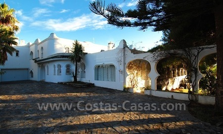 Huge Arabic Andalusian style villa for sale, Marbella - Estepona 7