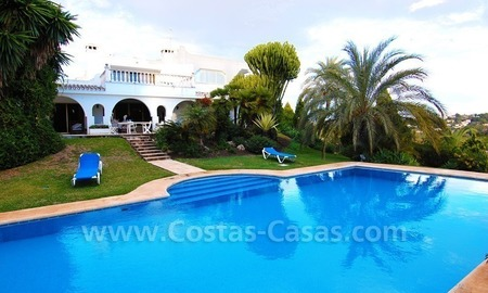 Huge Arabic Andalusian style villa for sale, Marbella - Estepona 5