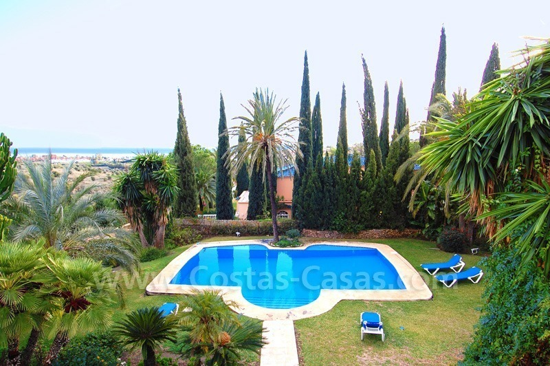 Huge Arabic Andalusian style villa for sale, Marbella - Estepona