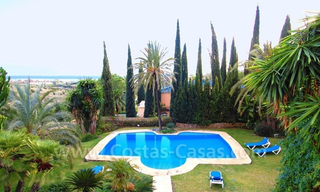 Huge Arabic Andalusian style villa for sale, Marbella - Estepona 0