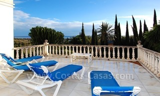 Huge Arabic Andalusian style villa for sale, Marbella - Estepona 3