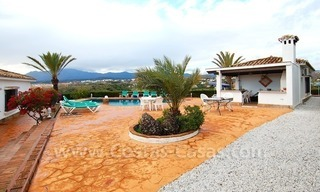 Classical Spanish style villa to buy in the area of Marbella – Estepona. 5