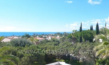 Investment villa for sale on sea side in Marbella East