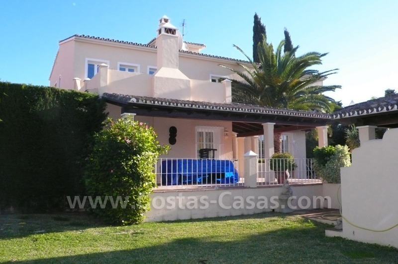 Luxury villa to buy in beach area in Eastern Marbella 2