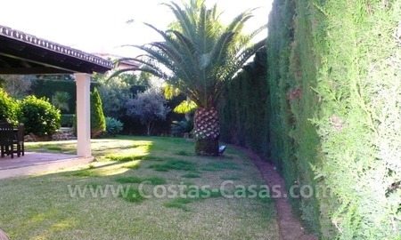 Luxury villa to buy in beach area in Eastern Marbella 7