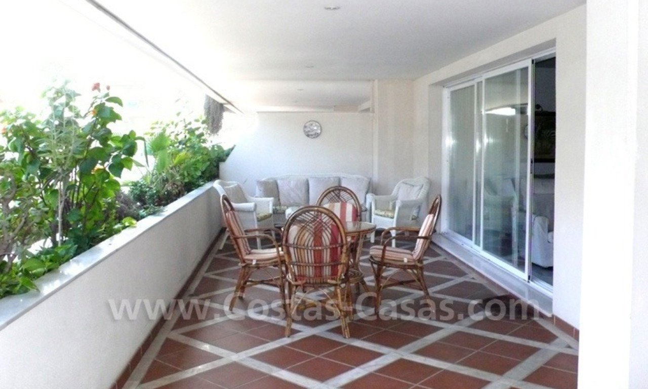 Luxury apartment for sale in Puerto Banus – Marbella 2