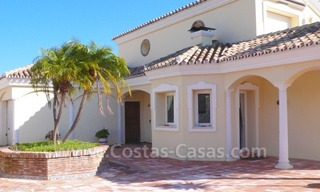 Villa for sale in Hacienda Las Chapas, Marbella 7