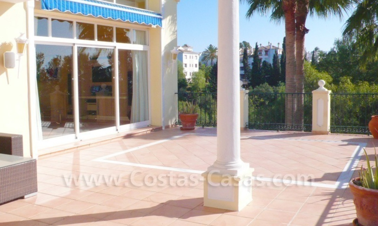 Villa for sale in Hacienda Las Chapas, Marbella 10