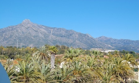 Beachfront contemporary apartment for sale, Golden Mile, Marbella 2