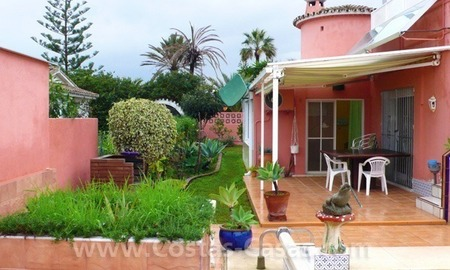 Cozy detached villa to buy on sea side in East of Marbella 1