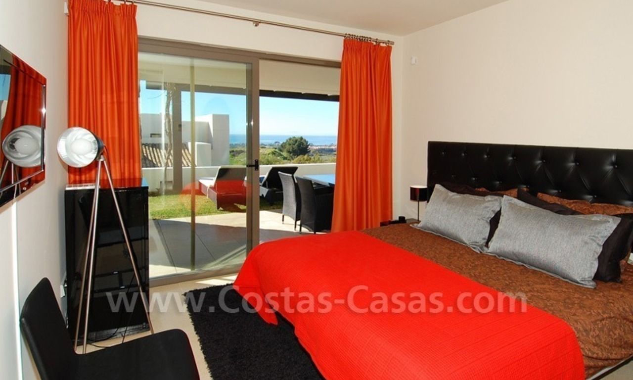 Bargain! Modern style luxury apartment for sale, golf resort, Marbella - Benahavis 26