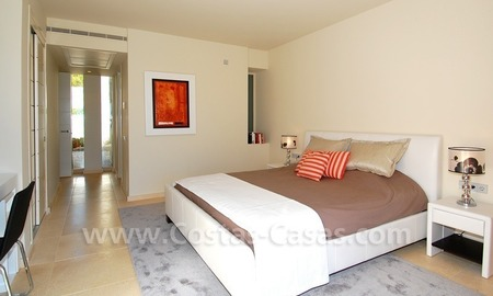 Bargain! Modern style luxury apartment for sale, golf resort, Marbella - Benahavis 23