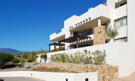 Bargain! Modern style luxury apartment for sale, golf resort, Marbella - Benahavis 4