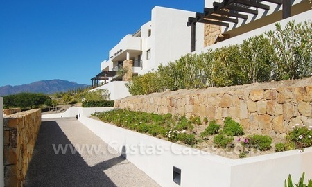Bargain! Modern style luxury apartment for sale, golf resort, Marbella - Benahavis 3