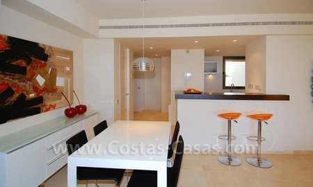 Bargain! Modern style luxury apartment for sale, golf resort, Marbella - Benahavis 19