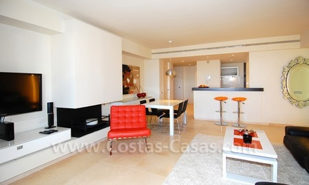 Bargain! Modern style luxury apartment for sale, golf resort, Marbella - Benahavis 15