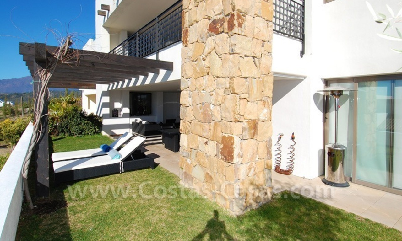 Bargain! Modern style luxury apartment for sale, golf resort, Marbella - Benahavis 6