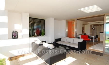 Bargain! Modern style luxury apartment for sale, golf resort, Marbella - Benahavis 9