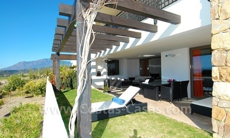 Bargain! Modern style luxury apartment for sale, golf resort, Marbella - Benahavis 7