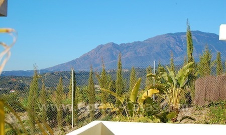 Bargain! Modern style luxury apartment for sale, golf resort, Marbella - Benahavis 13