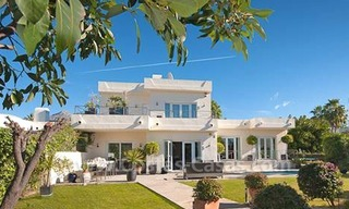 Contemporary villa for sale in Nueva Andalucia – Marbella 1