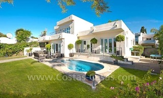 Contemporary villa for sale in Nueva Andalucia – Marbella 0