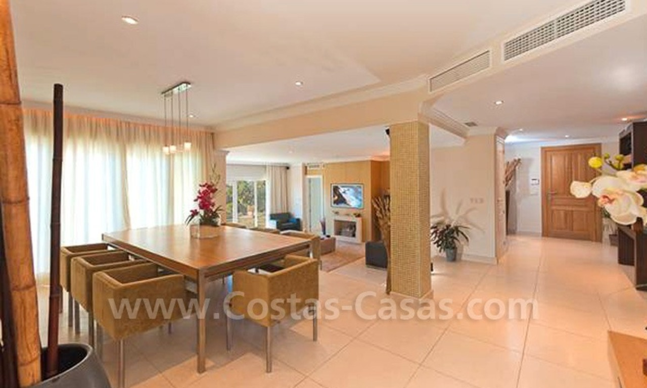 Contemporary villa for sale in Nueva Andalucia – Marbella 5