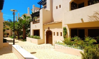 Luxury penthouse apartment for sale near Puerto Banus in Nueva Andalucia, Marbella 15