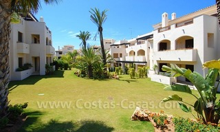 Luxury penthouse apartment for sale near Puerto Banus in Nueva Andalucia, Marbella 13