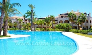 Luxury penthouse apartment for sale near Puerto Banus in Nueva Andalucia, Marbella 16