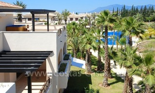 Luxury penthouse apartment for sale near Puerto Banus in Nueva Andalucia, Marbella 4