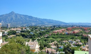 Luxury penthouse apartment for sale near Puerto Banus in Nueva Andalucia, Marbella 5