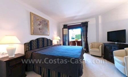 Beachside apartment for sale in Marbella 14