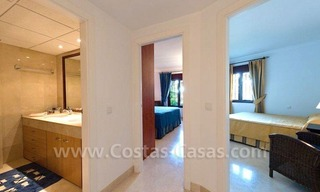 Beachside apartment for sale in Marbella 15