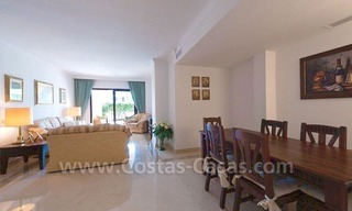 Beachside apartment for sale in Marbella 9