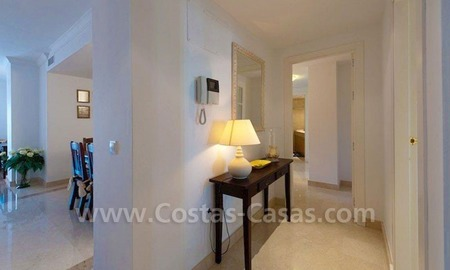 Beachside apartment for sale in Marbella 6