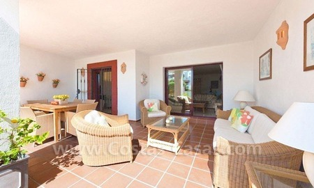 Beachside apartment for sale in Marbella 4