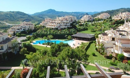 Luxury ample penthouse apartment for sale on golf course, Marbella – Benahavis 4