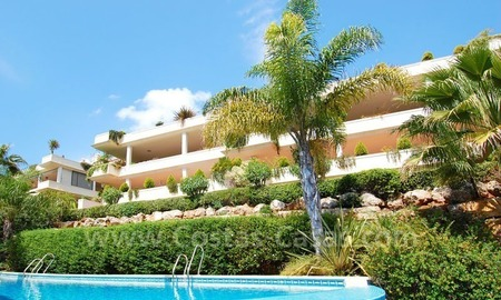 Exclusive penthouse apartment for sale on the Golden Mile in Marbella 19