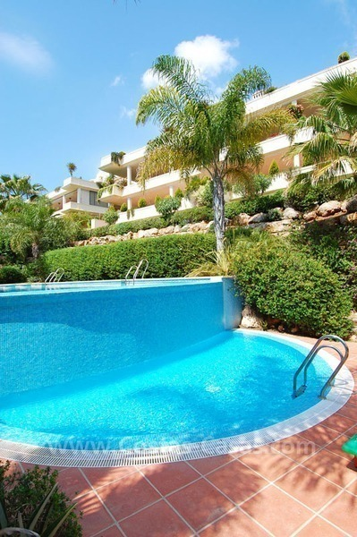 Exclusive penthouse apartment for sale on the Golden Mile in Marbella 24