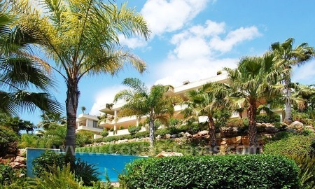 Exclusive penthouse apartment for sale on the Golden Mile in Marbella 20
