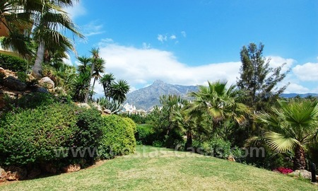 Exclusive penthouse apartment for sale on the Golden Mile in Marbella 23