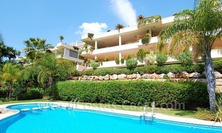 Exclusive penthouse apartment for sale on the Golden Mile in Marbella 5