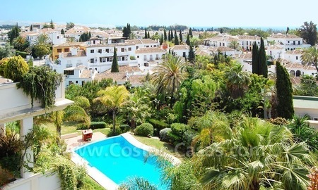Exclusive penthouse apartment for sale on the Golden Mile in Marbella 4