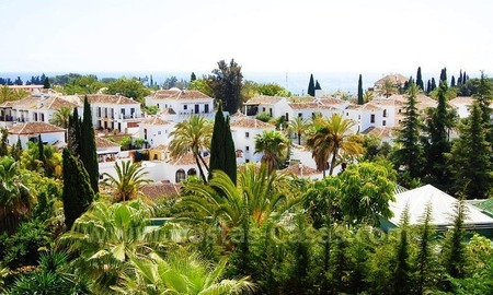 Exclusive penthouse apartment for sale on the Golden Mile in Marbella 2
