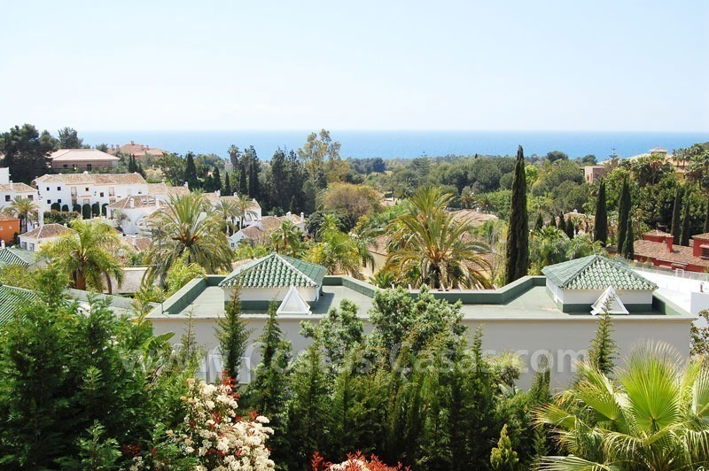Exclusive penthouse apartment for sale on the Golden Mile in Marbella 1