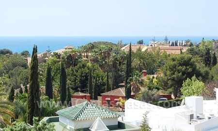 Exclusive penthouse apartment for sale on the Golden Mile in Marbella 0