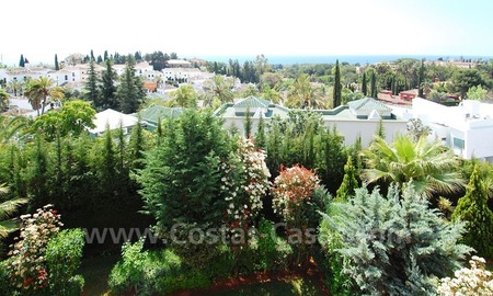 Exclusive penthouse apartment for sale on the Golden Mile in Marbella 3
