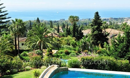 Bargain luxury villa for sale in Sierra Blanca, Marbella 3